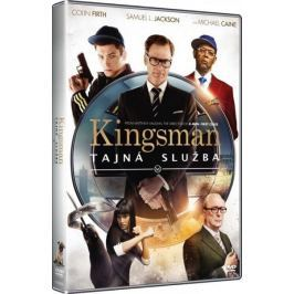 Kingsman: Tajná služba   - DVD