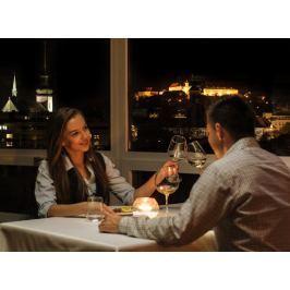 Poukaz Allegria - sunset - 5 chodové menu párované s nápoji