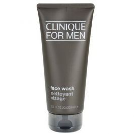 Clinique Čisticí gel pro muže For Men (Face Wash Nettoyant Visage) 200 ml