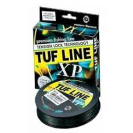 TUF LINE Splétaná šňůra XP 274 m green 0,50mm, 67kg