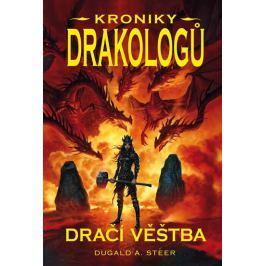 Steer Dugald A.: Kroniky drakologů 4 - Dračí věštba