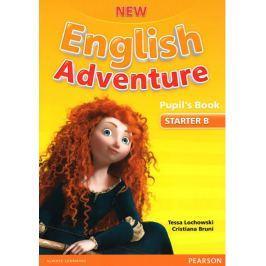 Worrall Anne: New English Adventure Starter B Pupil´s book