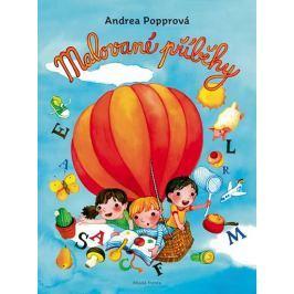 Popprová Andrea: Malované příběhy