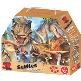 Lamps 3D Puzzle Dinosauři 3v1