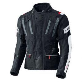 Held pánská bunda 4-TOURING vel.L černá/bílá, textilní REISSA