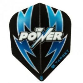 Target – darts Letky PHIL TAYLOR - The Power Standard Black Blue 34330150