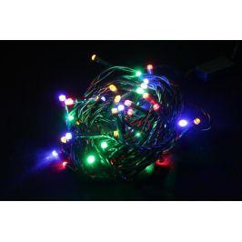 Seizis LED osvětlení 50 žárovek 24V, barevná - II. jakost