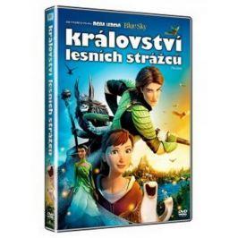 Království lesních strážců   - DVD