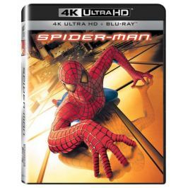 Spider-Man  (2 disky) - Blu-ray + 4K ULTRA HD