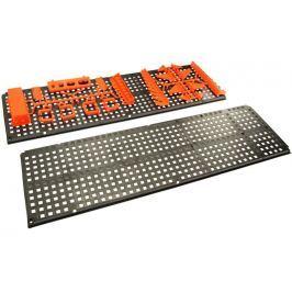 Prosperplast Nástěnný organizér na nářadí, 80 x 24 x 2 cm