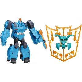Transformers Rid souboj miniconů Overload a Backtrack
