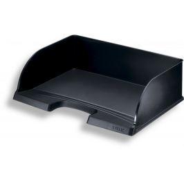 Odkladač Leitz Jumbo Plus na šířku černý