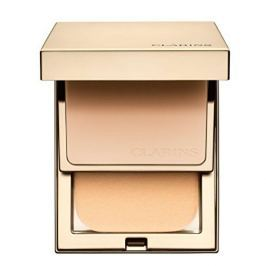 Clarins Kompaktní matující make-up (Everlasting Compact Foundation) 10 g (Odstín 105 Nude)
