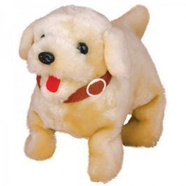 Mac Toys Pejsek akrobat - hnědý