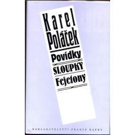 Poláček Karel: Povídky, Sloupky, Fejetony