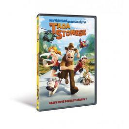 Neuvěřitelná dobrodružství Tada Stonese - DVD