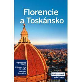 Florencie a Toskánsko - Lonely Planet