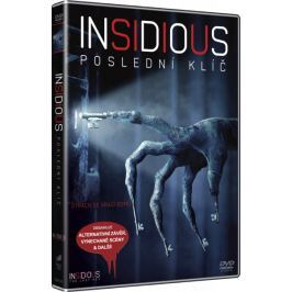 Insidious: Poslední klíč   - DVD