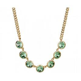 Brosway Ocelový náhrdelník s krystaly Swarovski N-Tring BTN33