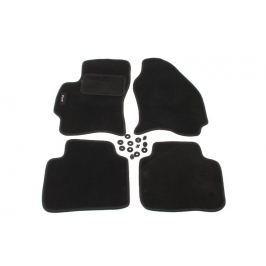 MAMMOOTH Koberce textilní, Ford Mondeo III 2007-2014, černé, sada 4 ks