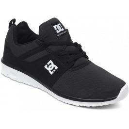 DC Heathrow M Shoe Bkw Black White 42