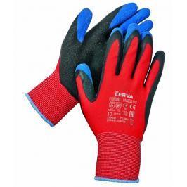 Červa VANELLUS rukavice máčené v latexu