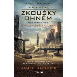 Dashner James: Spáleniště: Zkouška