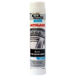 AUTOLAND BLAG - černidlo na pneumatiky, 400 ml
