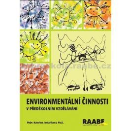 Nádvorníková Hana Mgr.: Environmentální činnosti