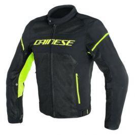 Dainese bunda AIR-FRAME D1 TEX vel.46 černá/fluo-žlutá, textilní