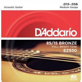 Daddario EZ930 Kovové struny pro akustickou kytaru