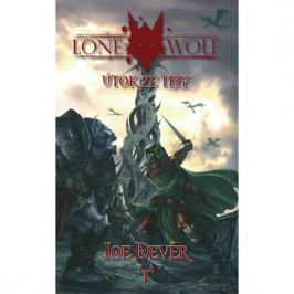 Dever Joe: Lone Wolf 1 - Útok ze tmy (gamebook)