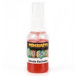 Mikbaits Fluo Spray 30 ml jahoda exclusive