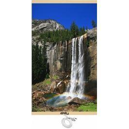 Unity Energeticky úsporný topný infrapanel - vodopád