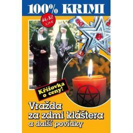 Beer Jan, Formáčková Marie,: Vražda za zdmi kláštera a další povídky