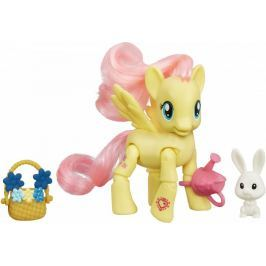 My Little Pony Poník skamarádem a doplňky - Fluttershy