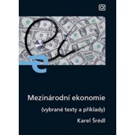 Šrédl Karel: Mezinárodní ekonomie