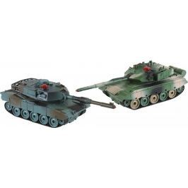 Alltoys RC Tank ZTZ96A PK M1A2 1:32