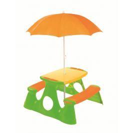 Paradiso Piknikový stůl se slunečníkem