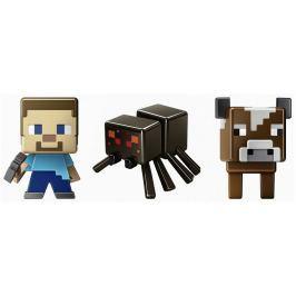 Mattel Minifigurky Minecraft 3ks - II. jakost
