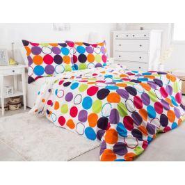 B.E.S. Petrovice Povlečení Color 140x200 bavlna krep