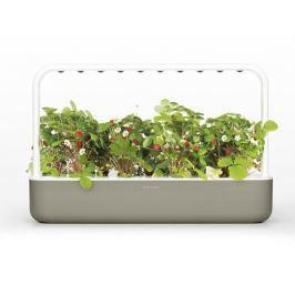 Click and Grow chytrý květináč pro pěstování bylinek, zeleniny, květin a stromů - Smart Garden 9, béžová