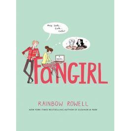 Rowellová Rainbow: Fangirl