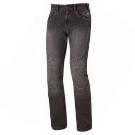 Held pánské kalhoty FAME 2 vel.33 (délka 34), textilní - jeans, černé, kevlar