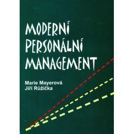 Mayerová Marie: Moderní personální management