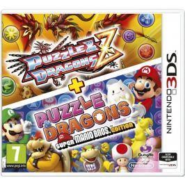 Nintendo 3DS Puzzle&Dragons Z + Puzzle&Dragons SM