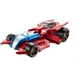 Hot Wheels Marvel Kultovní angličák červeno-modrý