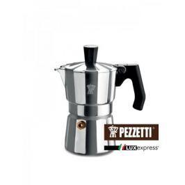 Pezzetti Luxexpress moka konvice, 2 šálky, 100ml