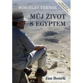 Verner Miroslav: Můj život s Egyptem + DVD