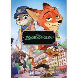 Disney Walt: Zootropolis - Filmový příběh